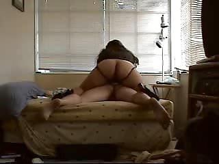 she fucks HIS ass