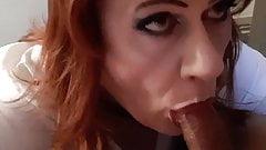 Cum in my mouth!