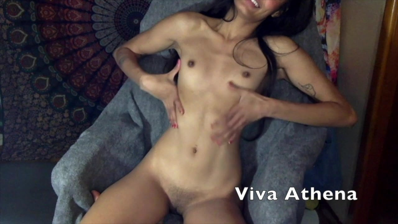 STUNNING ASIAN CAMGIRL VIVA ATHENA DILDOS TIGHT PUSSY