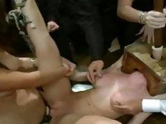 Public Disgrace Humilation Bondage BDSM Slave #5's Thumb