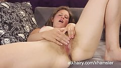 hairy helena price smoking milf on allover30