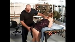 spanking natural wedgie's Thumb