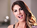 Twistys - August Ames starring at Lets Play