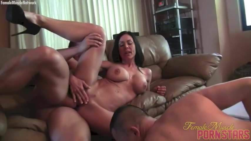 Kendra Lust Gets Worshiped and Fucked