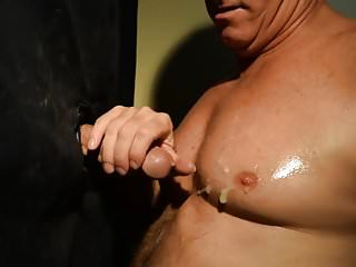 Preview 6 of Terry Lavigne takes Load on Chest