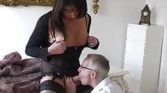 CD sucked and fucked