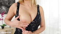 Candy Alexa big tit hottie gets her boobs fucked hard by