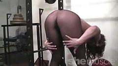 Sexy Pornstar Inari Vachs in Pantyhose