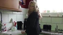 Deutsche Mutter Ficken Holte Sie Aus Der Fettfalle