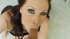 Pornstar blowjob