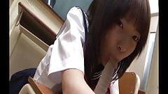 Japanese girls masturbation398