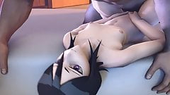 Seksi burnet porniće