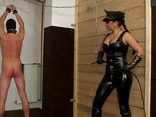 two Mistress's use slave