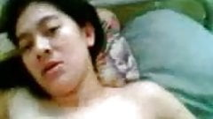 Indonesian GF fucked by her BF