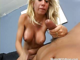 Mature Cock Sucking Slut Couch Fucked