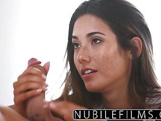 Eva Lovia Takes Bosses Cock And Cum