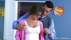 Brazzers - Alice Lighthouse - Big Tits At School CUM