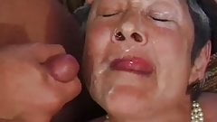 Granny Enjoys Getting Her Ripe Pussy Banged