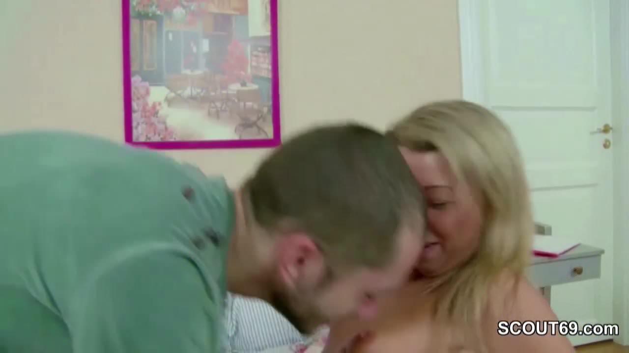 blonde sister virgin sex