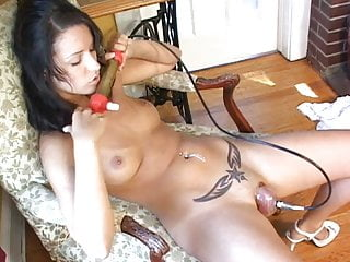 Solo Pussy Pumping