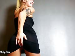 My Dirty Hobby - Gorgeous blonde teases and fucks POV style