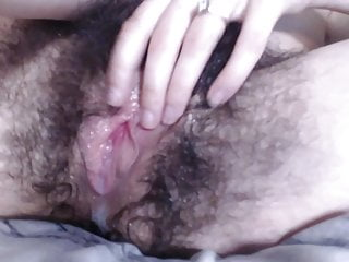 skinny hairy squirt