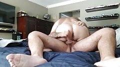 HungLatinBeef - Bareback Daddy Cowboy Style