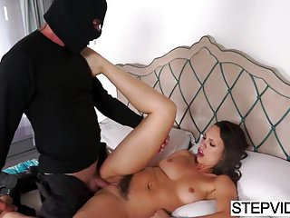 Horny stepdad bangs sexy Jade Nile