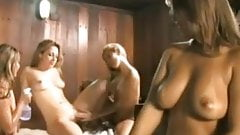 HALLE RIBEIRO, SARAH LOPES AND ALL WOMAN FUCK