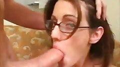 Cute Slut fucked by 2 horny guys