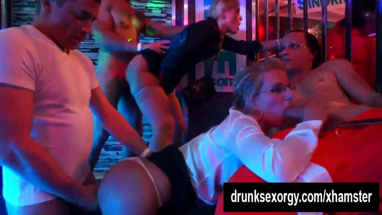 Lustful bi party