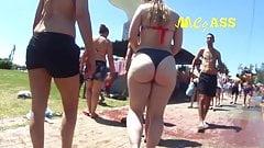 Spying Teen Ass - Candid Booty - Teen Butt Voyeur #6