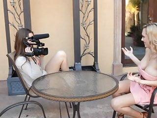 Brett farve penis phtos - Lesbian interview - brett rossi dani daniels