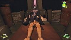 whorecraft Chapter 2 Episode 1 sex scenes