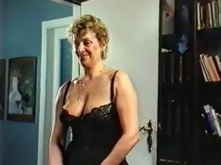 Hairy Pussy Brigitte Lahaie leads European group sex