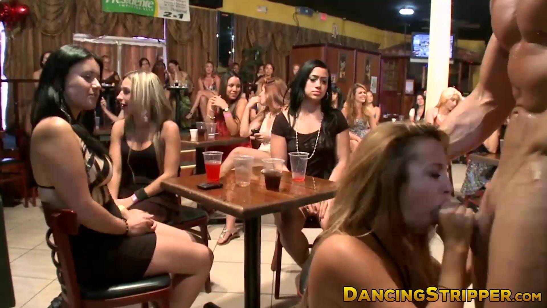 stripper parties only Women