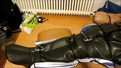 Neoprene Bondage Body Bag