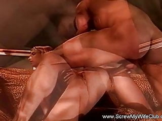 Preview 4 of Absolutely Perfect Blonde Swinger Sex With Total Stranger