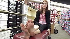 Something Sexy feet hidden cam consider