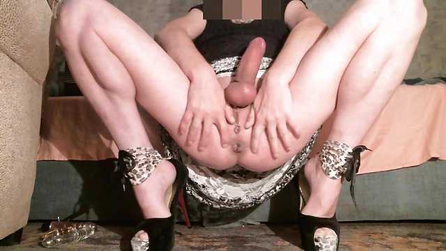 Preview 1 of TRIPLE Cumshot On My Pulsating AssPussy!