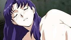 Misato Katsuragi fucking (Evangelion)