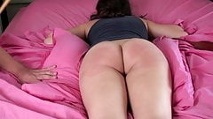Bed Caning Pt. 2