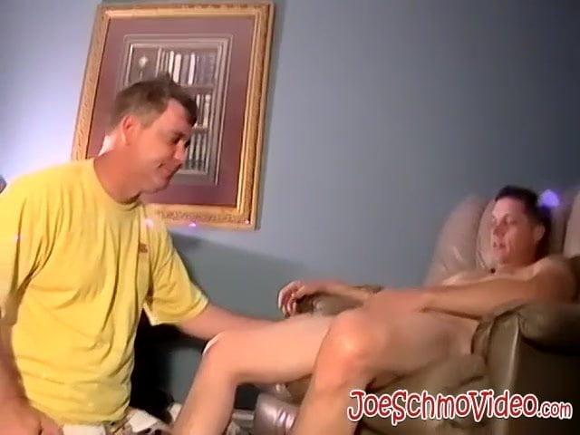 Mature homo sucks amateurs cock to assist him cum sooner