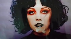 Heather Baron-Gracie (Pale Waves) Cum Tribute 1