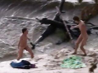 Nudit Beach Encounters