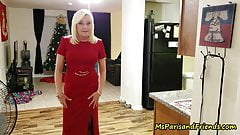 Nasty Pissing Cunt Whore Instruction with Ms Paris Rose