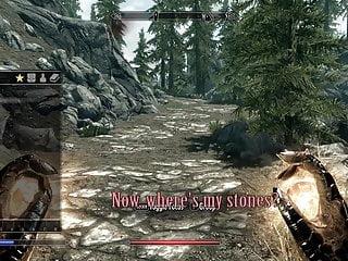 Skyrim Naughty Playthrough Part