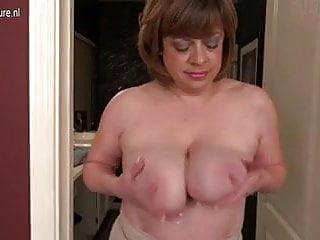 Cute busty mature mother needs a good fuck