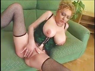 Big Tits Mature Gets A Creampie