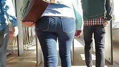 One ass in last summer day